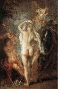 The Judgement of Paris21 WATTEAU, Antoine