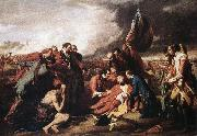 The Death of General Wolfe WEST, Benjamin