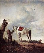 The White Horse qrt WOUWERMAN, Philips