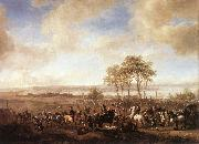 The Horse Fair  yuer6 WOUWERMAN, Philips