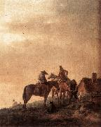 Rider's Rest Place q4r WOUWERMAN, Philips