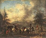 Riding School  4et WOUWERMAN, Philips