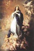 Immaculate Conception sg MURILLO, Bartolome Esteban