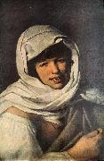 The Girl with a Coin (Girl of Galicia) sg MURILLO, Bartolome Esteban