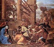 Adoration of the Magi sgf POUSSIN, Nicolas