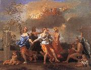Dance to the Music of Time asfg POUSSIN, Nicolas