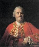 Portrait of David Hume dy RAMSAY, Allan