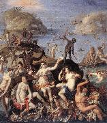 The Coral Fishers awr ZUCCHI, Jacopo