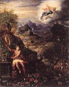 Allegory of the Creation nw3r ZUCCHI, Jacopo
