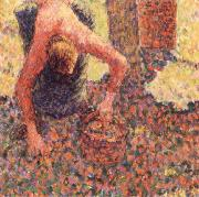 Apple picking at Eraguy-Epte Camille Pissarro