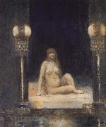 Of Animality Fernand Khnopff