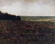Heaths in the Ardennes Fernand Khnopff