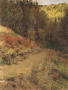 IN fOSSET.a Path Fernand Khnopff