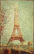 Iron tower Georges Seurat