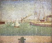 Impression Figure Georges Seurat