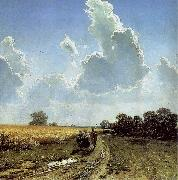 Midday in the Environs of Moscow Ivan Shishkin