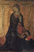 Madonna of the Annunciation Simone Martini