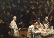 Hayes Agnew Operation Clinical Thomas Eakins