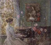 Improvisation Childe Hassam