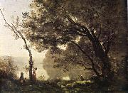 I remember of Mortefontaine Corot Camille