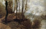 Path on the Rlo Corot Camille