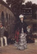 An Afternoon Excursion J.J.Tissot