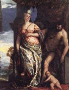 Allegory of Wisdom and Strength Paolo Veronese