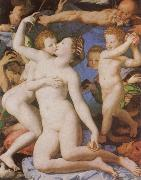 An Allegory with Venus and Cupid Agnolo Bronzino