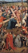 Christ Carring the Cross BOSCH, Hieronymus