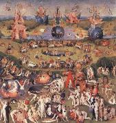 The Garden of Earthly Delights BOSCH, Hieronymus