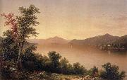 View on Lake George Casilear John William