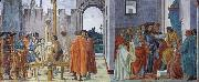 The Hl. Petrus in Rome Filippino Lippi