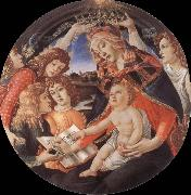 Madonna of the Magnificat Botticelli