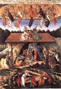 Mystic Nativity Botticelli