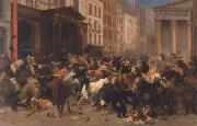 Bulls and Bears in the Market William Holbrook Beard