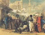 The Cairo Slave Market William James Muller