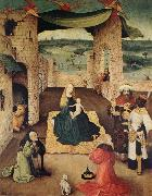 Adoration of the Magi BOSCH, Hieronymus
