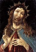 Christ Crowned with Thorns Botticelli