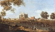 Eton College Canaletto