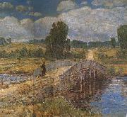 Bridge at Old Lyme Childe Hassam