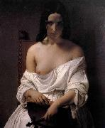 Meditation on the History of Italy Francesco Hayez