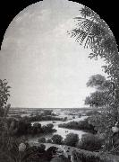Panorama in Brasilien Frans Post
