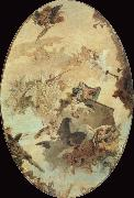 Miracle of the Holy House of Loreto Giovanni Battista Tiepolo
