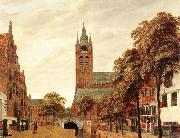 View of Delft HEYDEN, Jan van der