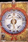 Her Cosmiarcha,Coreadora and Parent of the Humanity and of humankind Hildegard of Bingen