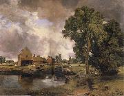 Dedham Mill John Constable