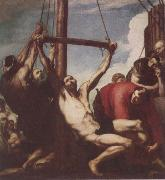 Martyrdom of St Philip Jose de Ribera