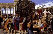 The Wedding Feast at Cana Julius Schnorr von Carolsfeld
