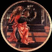 Gabriel from the Annunciation LIPPI, Filippino