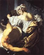 Judith in the Ten of Holofernes LISS, Johann